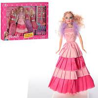 Игровой набор кукла с нарядами 60816S