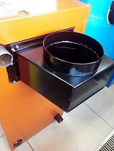 Твердотопливный котёл с плитой THERMO ALLIANCE Magnum SSF , фото 2