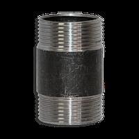 Бочата стальные черные Ду40