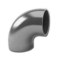 Отвод стальной Ду 159х4,5