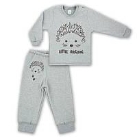 Детская пижама, на рост - 80, 92, 104-110 см. (арт:9-07н)