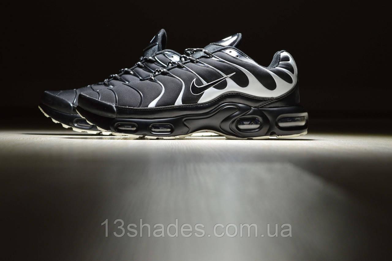 c0ddf9a302e9 Кроссовки мужские Nike Air Max Tn Plus (чёрно-белые), цена 1 375 грн ...