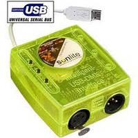 Sunlite SL1024EC внешний DMX - интерфейс с ПО