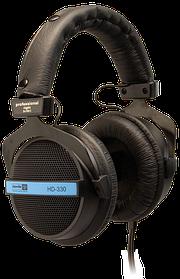 Superlux HD330 полуоткрытые наушники