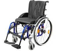 Активная коляска со складной рамой базовая комплектация SpinX Invacare