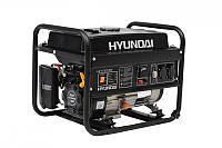 Дизель генератор Hyundai HHY 3000F, 2,6кВт