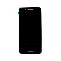 Дисплей (LCD) HTC 728G Desire Dual Sim с сенсором черный