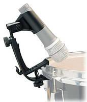 Superlux HM25 держатель для микрофона на обод барабана
