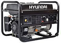 Дизель генератор Hyundai HHY 5000F, 4кВт