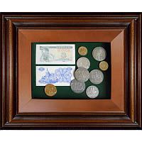 Сувенір «Історія України в монетах і банкнотах»