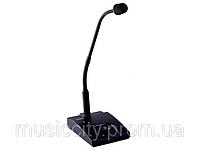 Superlux PRA528DS микрофон на гибком держателе с базой