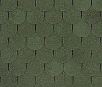Битумная черепица SHINGLAS Классик Танго, хвойный, 3 кв.м./упаковка