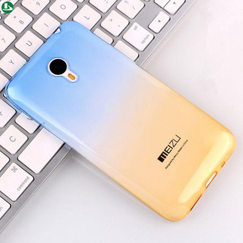 Силіконовий чохол для Meizu M5 Note, W120