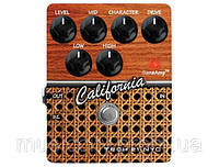 Tech21 California CSCA педаль для гитары, эффект - эмулятор Mesa Boogie MarkII/Rectifier