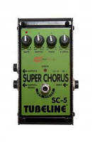 Tubeline SC-5 педаль для гитары, эффект - Super Chorus