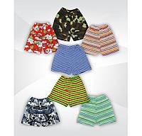 Цветные шорты на мальчика и девочку  00780_SoF