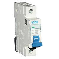Автоматический выключатель ТДМ А60 1Р  6А  4,5кА, х-ка  С