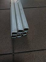 Труба пластиковая квадратная 22Х22мм,для нипельных систем поения.