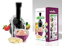 Домашняя Мороженица Yonanas Healthy Dessert Maker