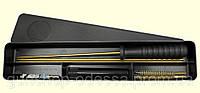 Набор для чистки Mega Line 4,5 мм пластиковая коробка (латунный шомпол)