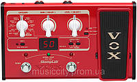 Vox STOMPLAB 2B напольный моделирующий бас- гитарный процессор с педалью