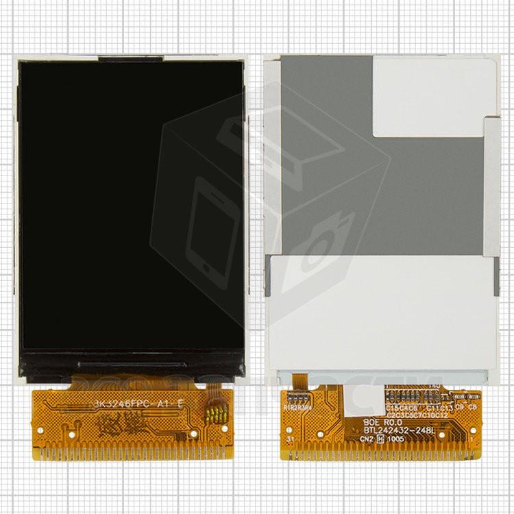 Дисплей для мобильных телефонов ZTE U281