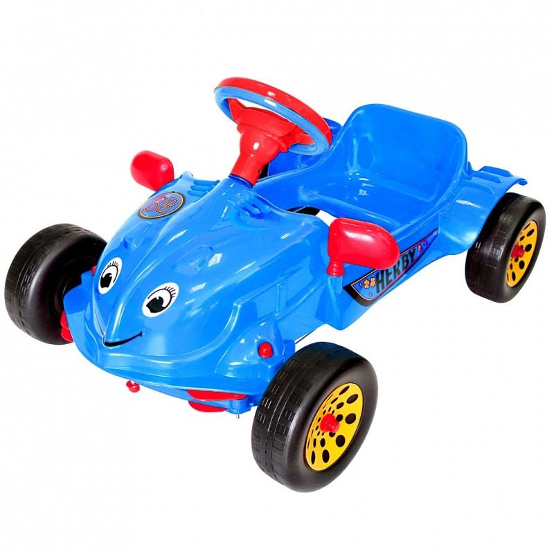 Детская педальная машинка Херби 09-901