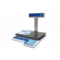 Весы торговые VP-M (LCD) - 15 кг.