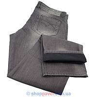 Мужские зимние джинсы на флисе 36 размер Турция 0500С