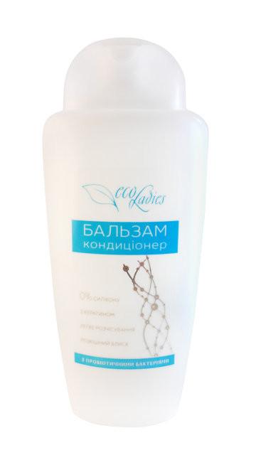 Бальзам кондиционер EcoLadies для всех типов волос