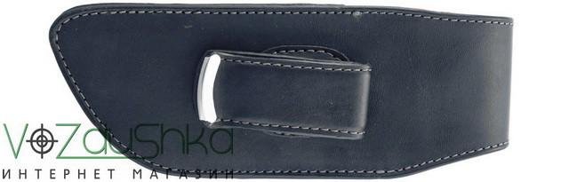 Чехол opinel leather classic (вид сзади)