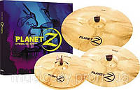 "Zildjian Planet Z Set набор тарелок, 14""Hi-Hats, 16""Crash, 20""Ride"