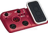 Zoom B1X процессор эффектов для бас гитары с педалью экспрессии 80 эффектов
