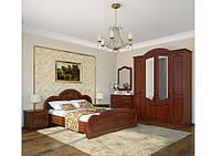 КАРОЛИНА Спальня со шкафом 4Д (СОКМЕ)