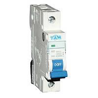 Автоматический выключатель ТДМ А60 1Р  63А  4,5кА, х-ка  С