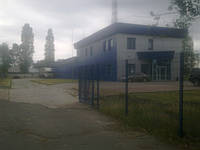 Аренда офисно-складского комплекса 820 кв.м. Чабаны