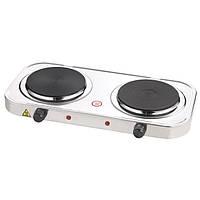 Электрическая плитка Hot Plate НР-002, настольная плита 2-конфорочная