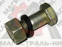 Болт кардана ГАЗ-53 короткий (м12х32)