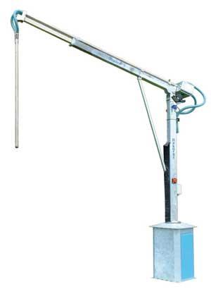 Автоматичний пробовідбірник зерна Rakoraf