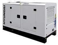 Дизель генератор Hyundai DHY11KSEm + ATS, 10кВт