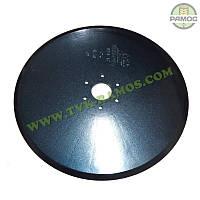 Диск плоский BELLOTA 350х4 мм, 6 отверстий 00310914 Horsch, артикул J9 4-1981-14 R.40