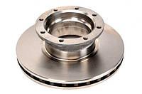 Тормозной диск задний Mercedes Atego 815-917, 335x34, OEM 9704230412