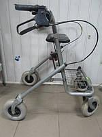 Ходунки  для взрослых на колесах  б.у для реабилитации Германия