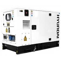 Дизель генератор Hyundai DHY45KSE + ATS, 32кВт