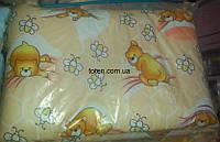 Комплект сменного постельного белья 8 в 1 Мишка на полянке