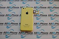 Корпус для мобильного телефона Apple iPhone 5C желтый