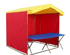 Палатки торговые разборные