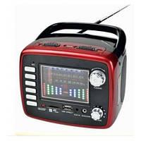 Портативный радиоприемник Golon RX-6669, спикер. Бумбокс Golon RX-6669, AC/DC, караоке, дисплей, Electronic EQ