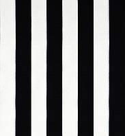 Ткань Ursa Black черно-белая для обивки и штор