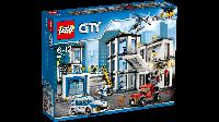 LEGO® City ПОЛИЦЕЙСКИЙ УЧАСТОК 60141